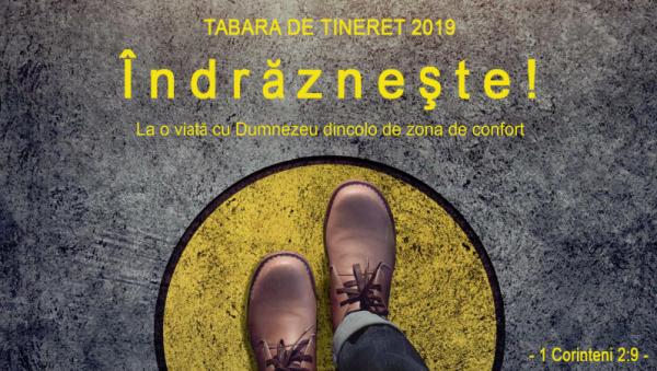 Tabara tineret 2019
